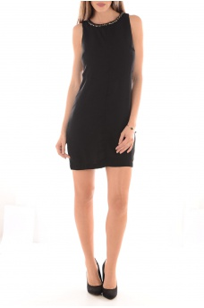 SPARK SL SHORT DRESS
