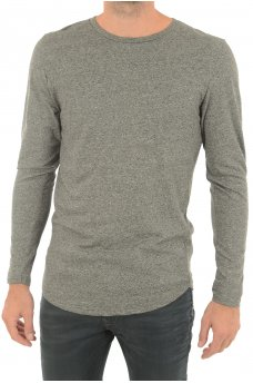 LOGAN TEE LS CREW NECK
