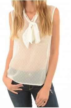 ADRIANNA S/L BOW TOP WVN
