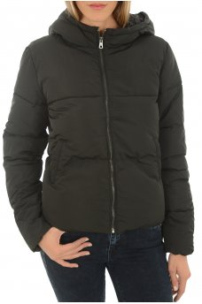 CILLE QUILTED HOOD JACKET OTW
