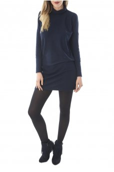 CITY L/S BAT SHORT DRESS NOOS