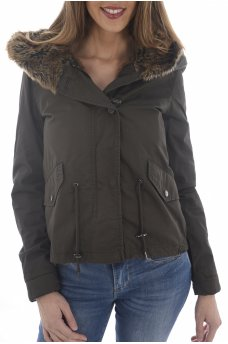 STAR SHORT PARKA