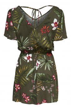 RANDI S/S PLAYSUIT