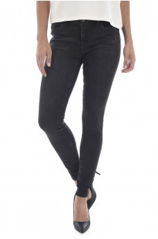 ICON NW PUSH UP BLCK W JEANS BA409